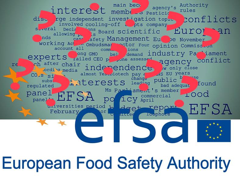 Agentura EFSA z Parmy potřebuje menší výpomoc s komunikací