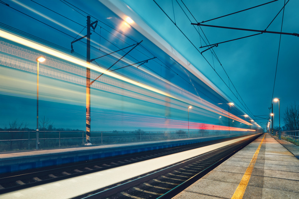 Managing and maintaining the European Rail Facilities Portal