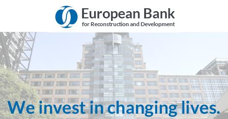 Banka EBRD hledá firmu na správu webu