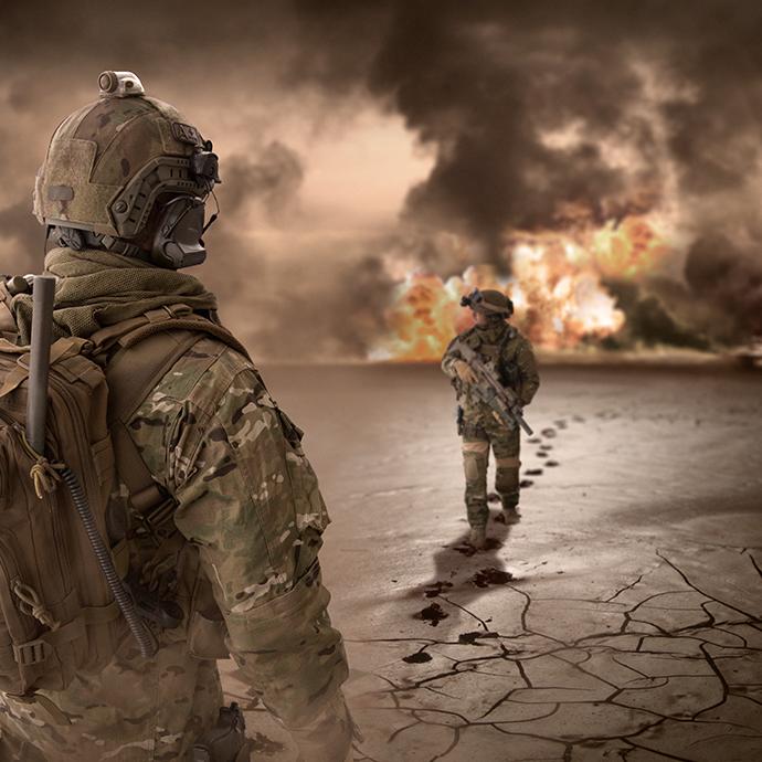NATO si chce nechat ušít osm tisíc windstopperových bund