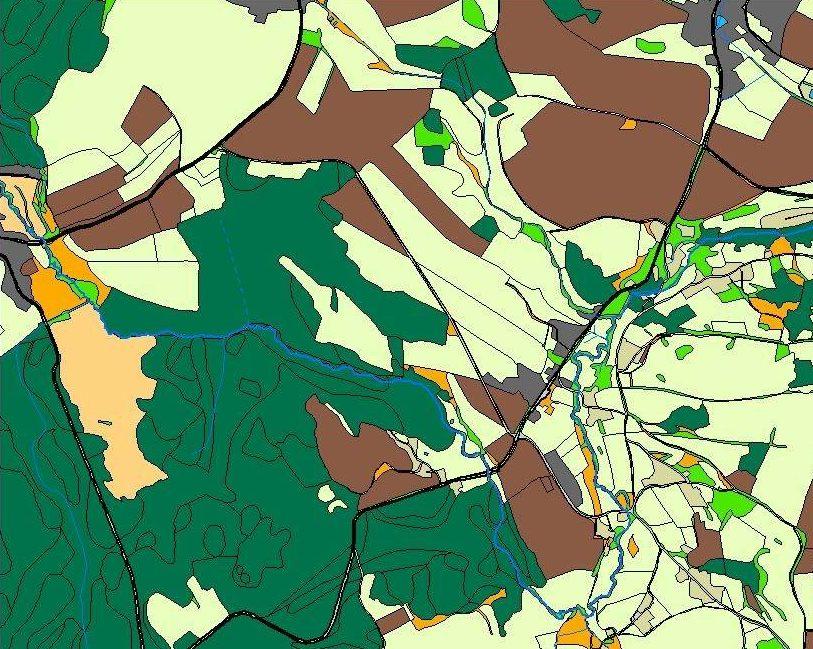 Zpracování a modelování geoprostorových dat a podpora Inspire pro agenturu EEA z Kodaně