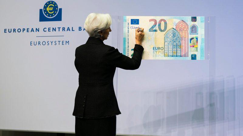 Evropská centrální banka potřebuje poradit s IT koncepcí