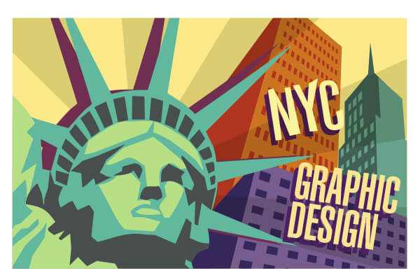 Graphic design for New York UN Headquarters