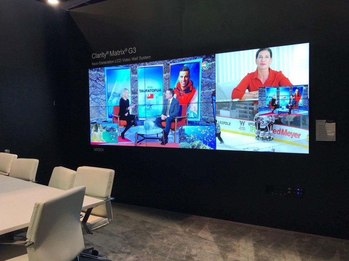 Satelitní centrum EU potřebuje videostěny Planar