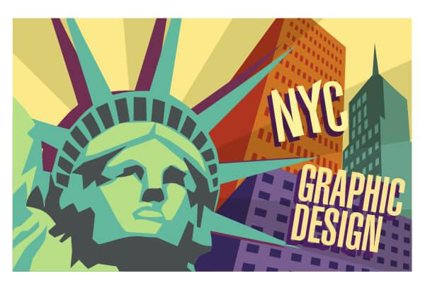 Graphic design for New York UN Headquarters