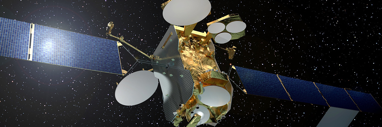 Rozbíhá se tendr na infrastrukturu centra družicové komunikace EU