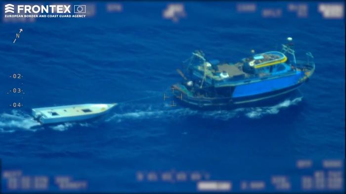 Frontex potřebuje další drony pro ostrahu hranic EU